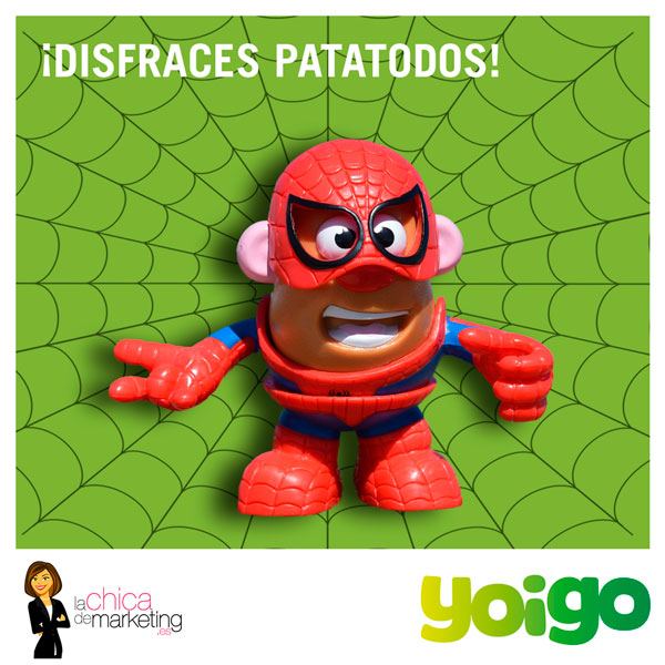 Elementos positivos del marketing de Yoigo