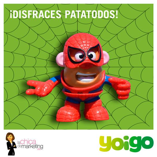 Elementos positivos del marketing de Yoigo