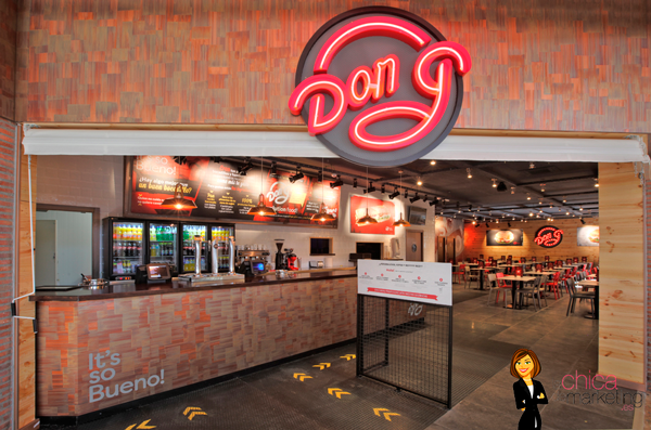 Don G y su expansión a través de Comess Group