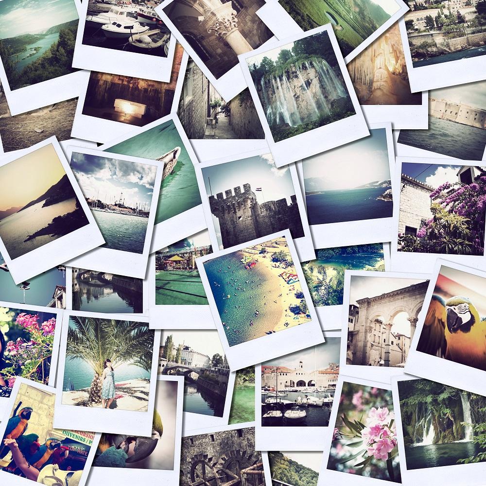Cómo son los paisajes que vemos en Instagram