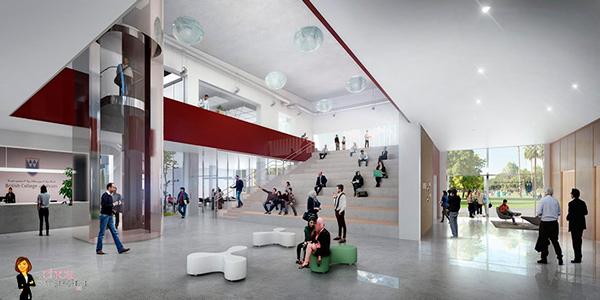 El nuevo British College de Bahréin será construido por Alberto Sanjurjo Álvarez